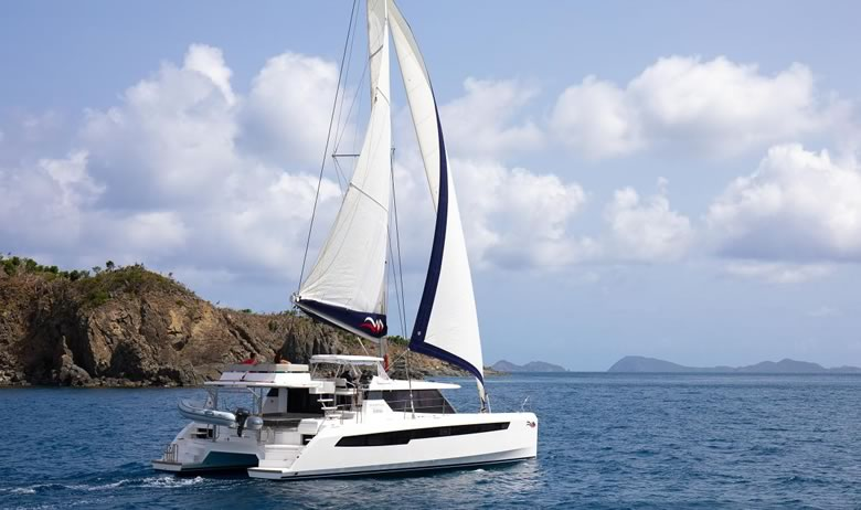 Moorings 5000 - 4 Cabin Catamaran